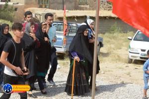 گزارش تصویری مراسم بازسازی عید غدیر خم در روستای تمنک از توابع بخش پاتاوه شهرستان دنا (۳۹۶)