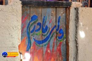 گزارش تصویری مراسم بازسازی عید غدیر خم در روستای تمنک از توابع بخش پاتاوه شهرستان دنا (۳۹۷)