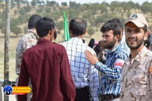 گزارش تصویری مراسم بازسازی عید غدیر خم در روستای تمنک از توابع بخش پاتاوه شهرستان دنا (۳۹۸)