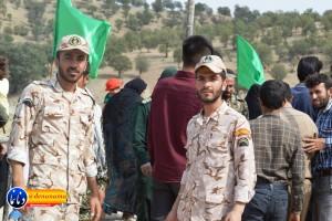 گزارش تصویری مراسم بازسازی عید غدیر خم در روستای تمنک از توابع بخش پاتاوه شهرستان دنا (۳۹۹)