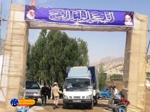 گزارش تصویری مراسم بازسازی عید غدیر خم در روستای تمنک از توابع بخش پاتاوه شهرستان دنا (۴)