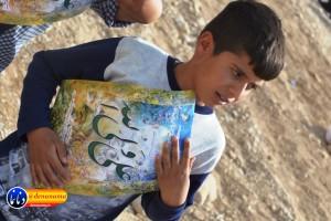 گزارش تصویری مراسم بازسازی عید غدیر خم در روستای تمنک از توابع بخش پاتاوه شهرستان دنا (۴۰۰)