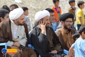 گزارش تصویری مراسم بازسازی عید غدیر خم در روستای تمنک از توابع بخش پاتاوه شهرستان دنا (۴۰۳)