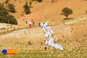گزارش تصویری مراسم بازسازی عید غدیر خم در روستای تمنک از توابع بخش پاتاوه شهرستان دنا (۴۰۶)