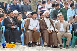 گزارش تصویری مراسم بازسازی عید غدیر خم در روستای تمنک از توابع بخش پاتاوه شهرستان دنا (۴۱۹)
