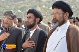گزارش تصویری مراسم بازسازی عید غدیر خم در روستای تمنک از توابع بخش پاتاوه شهرستان دنا (۴۲۴)