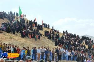 گزارش تصویری مراسم بازسازی عید غدیر خم در روستای تمنک از توابع بخش پاتاوه شهرستان دنا (۴۲۷)