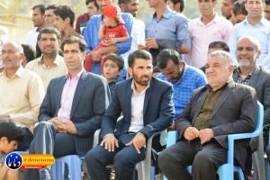 گزارش تصویری مراسم بازسازی عید غدیر خم در روستای تمنک از توابع بخش پاتاوه شهرستان دنا (۴۳۱)