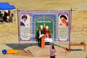 گزارش تصویری مراسم بازسازی عید غدیر خم در روستای تمنک از توابع بخش پاتاوه شهرستان دنا (۴۳۳)
