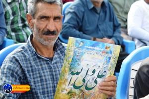 گزارش تصویری مراسم بازسازی عید غدیر خم در روستای تمنک از توابع بخش پاتاوه شهرستان دنا (۴۵۴)