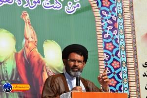 گزارش تصویری مراسم بازسازی عید غدیر خم در روستای تمنک از توابع بخش پاتاوه شهرستان دنا (۴۶۱)