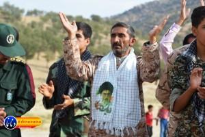 گزارش تصویری مراسم بازسازی عید غدیر خم در روستای تمنک از توابع بخش پاتاوه شهرستان دنا (۴۶۹)