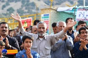 گزارش تصویری مراسم بازسازی عید غدیر خم در روستای تمنک از توابع بخش پاتاوه شهرستان دنا (۴۷۰)