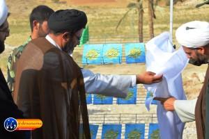 گزارش تصویری مراسم بازسازی عید غدیر خم در روستای تمنک از توابع بخش پاتاوه شهرستان دنا (۵۰۵)