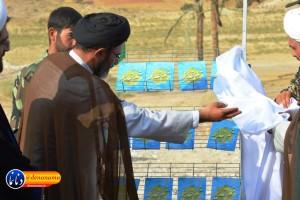 گزارش تصویری مراسم بازسازی عید غدیر خم در روستای تمنک از توابع بخش پاتاوه شهرستان دنا (۵۰۶)