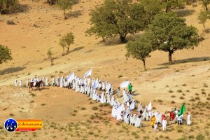 گزارش تصویری مراسم بازسازی عید غدیر خم در روستای تمنک از توابع بخش پاتاوه شهرستان دنا (۵۱۶)