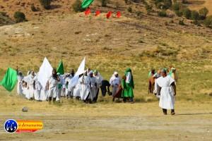 گزارش تصویری مراسم بازسازی عید غدیر خم در روستای تمنک از توابع بخش پاتاوه شهرستان دنا (۵۱۷)