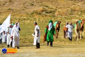 گزارش تصویری مراسم بازسازی عید غدیر خم در روستای تمنک از توابع بخش پاتاوه شهرستان دنا (۵۱۸)
