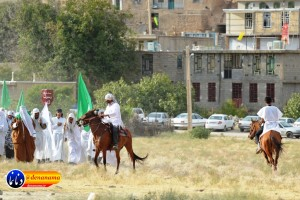 گزارش تصویری مراسم بازسازی عید غدیر خم در روستای تمنک از توابع بخش پاتاوه شهرستان دنا (۵۲۰)