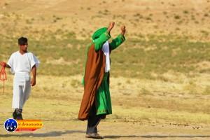 گزارش تصویری مراسم بازسازی عید غدیر خم در روستای تمنک از توابع بخش پاتاوه شهرستان دنا (۵۲۲)