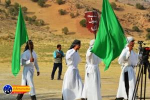 گزارش تصویری مراسم بازسازی عید غدیر خم در روستای تمنک از توابع بخش پاتاوه شهرستان دنا (۵۳۳)