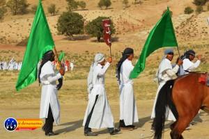 گزارش تصویری مراسم بازسازی عید غدیر خم در روستای تمنک از توابع بخش پاتاوه شهرستان دنا (۵۳۴)