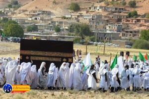 گزارش تصویری مراسم بازسازی عید غدیر خم در روستای تمنک از توابع بخش پاتاوه شهرستان دنا (۵۳۵)