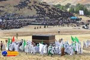 گزارش تصویری مراسم بازسازی عید غدیر خم در روستای تمنک از توابع بخش پاتاوه شهرستان دنا (۵۳۷)
