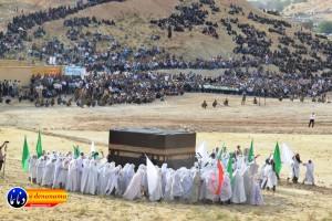 گزارش تصویری مراسم بازسازی عید غدیر خم در روستای تمنک از توابع بخش پاتاوه شهرستان دنا (۵۳۹)