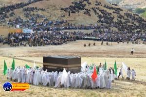 گزارش تصویری مراسم بازسازی عید غدیر خم در روستای تمنک از توابع بخش پاتاوه شهرستان دنا (۵۴۰)
