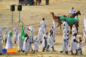 گزارش تصویری مراسم بازسازی عید غدیر خم در روستای تمنک از توابع بخش پاتاوه شهرستان دنا (۵۴۲)