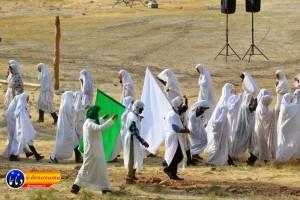 گزارش تصویری مراسم بازسازی عید غدیر خم در روستای تمنک از توابع بخش پاتاوه شهرستان دنا (۵۴۴)