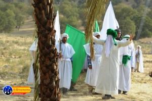 گزارش تصویری مراسم بازسازی عید غدیر خم در روستای تمنک از توابع بخش پاتاوه شهرستان دنا (۵۵۱)