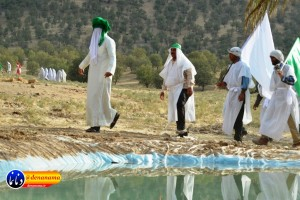 گزارش تصویری مراسم بازسازی عید غدیر خم در روستای تمنک از توابع بخش پاتاوه شهرستان دنا (۵۵۲)