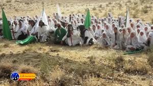 گزارش تصویری مراسم بازسازی عید غدیر خم در روستای تمنک از توابع بخش پاتاوه شهرستان دنا (۵۸)