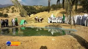گزارش تصویری مراسم بازسازی عید غدیر خم در روستای تمنک از توابع بخش پاتاوه شهرستان دنا (۶)
