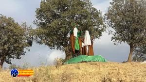 گزارش تصویری مراسم بازسازی عید غدیر خم در روستای تمنک از توابع بخش پاتاوه شهرستان دنا (۶۲)