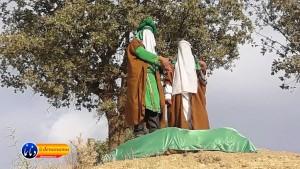 گزارش تصویری مراسم بازسازی عید غدیر خم در روستای تمنک از توابع بخش پاتاوه شهرستان دنا (۶۴)