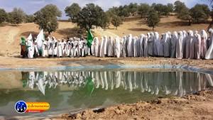 گزارش تصویری مراسم بازسازی عید غدیر خم در روستای تمنک از توابع بخش پاتاوه شهرستان دنا (۸)