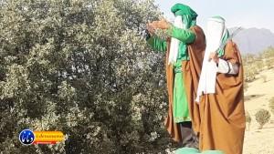گزارش تصویری مراسم بازسازی عید غدیر خم در روستای تمنک از توابع بخش پاتاوه شهرستان دنا (۸۳)