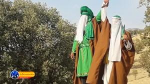 گزارش تصویری مراسم بازسازی عید غدیر خم در روستای تمنک از توابع بخش پاتاوه شهرستان دنا (۸۴)