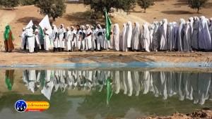 گزارش تصویری مراسم بازسازی عید غدیر خم در روستای تمنک از توابع بخش پاتاوه شهرستان دنا (۹)