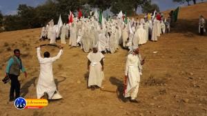 گزارش تصویری مراسم بازسازی عید غدیر خم در روستای تمنک از توابع بخش پاتاوه شهرستان دنا (۹۵)