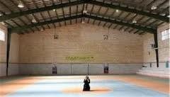 سالن ورزشی چند منظوره روستای بن زرد شهرستان دنا افتتاح شد