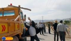 حریم ۲ جاده اصلی کهگیلویه و بویراحمد رفع تصرف شد