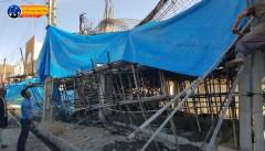 نجات جان کارگر ساختمانی از مرگ حتمی در یاسوج