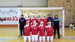 دعوت بانوان فوتبال و فوتسالیست استان به اردوی تیم ملی