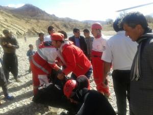 حادثه رودخانه خرسان (۱)