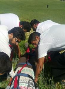 نجات معجزه آسای یک مرد در ارتفاعات دهدشت پس از 3 روز