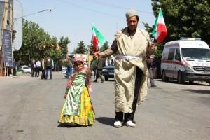 راهپیمایی روز قدس یاسوج (۲)